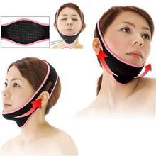 1 Piece Face Lift Tape Mask Belt V Shape Face Skin Care Belt Shape Sleeping Care Relaxation Facial Slimming Bandage Beauty KitB4