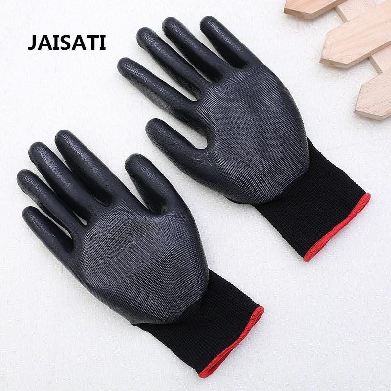 JAISATI Fitness  Half Finger Breathable Non-slip Gloves Weightlifting Hand Dumbbell Equipment Training Wrist Gloves