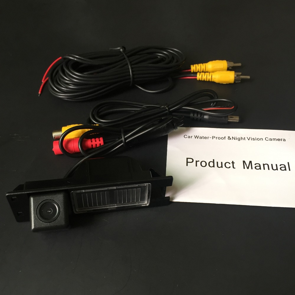 Thehotcakes Wire Wireless Auto Car Rear View Reverse Backup Camera Wiring For Opel Astra Corsa Meriva Tigra Vectra Zafira In Vehicle From