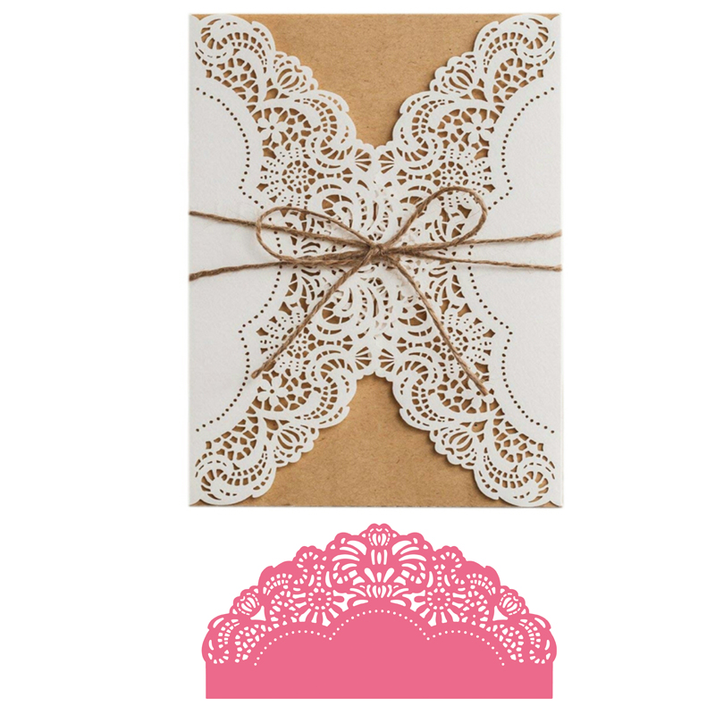 tags scrapbook pages DIY border punch die-cut borders for cards gift bags