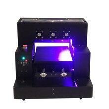 A3 UV Printer Phone Case Printing Machine A3 uv Led Printer For Metal Phone case Bottle Printer With Free RIP 9.0 Software