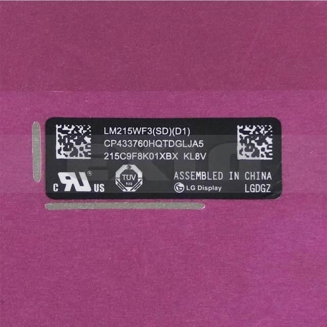 A1418 2012-2014 2K LCD 总成 LM215WF3(SD)(D1) (13) - 副本