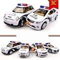 Collectible cars toys 1:36 escala diecast modelo mini tire hacia atrás los sonidos y la luz para niños pasatiempos regalo