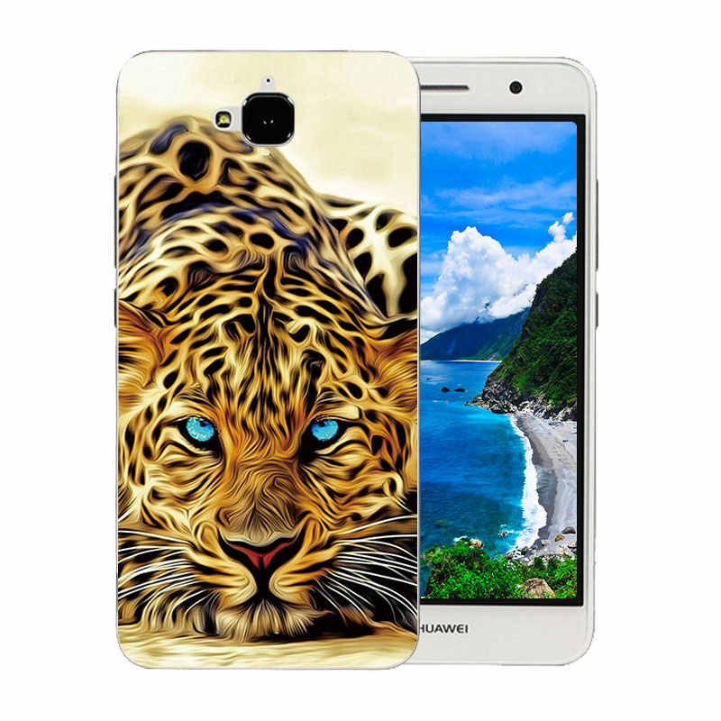 "5,0 ""для Huawei Y6 Pro Мягкий ТПУ чехол для телефона Marb узор для Huawei Honor 4C Pro/Enjoy 5/Y6 Pro задняя крышка чехол"