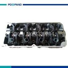 Часть двигателя 4G69 полный головки цилиндров в сборе 2.4L 16 В для Mitsubishi OUTLANDER GALANT GRANDIS Great Wall конь