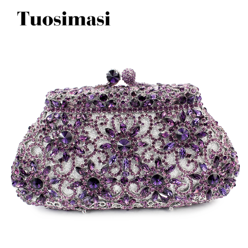 High Quality Purple Evening Bags Promotion-Shop for High Quality ...