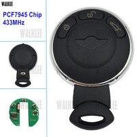 WALKLEE Car Remote Smart Key 433MHz Suit for BMW MINI COUNTRYMAN COOPER S ONE D CABRIO CLUBMAN Door Lock Control