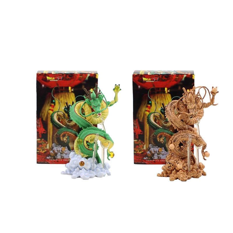 Hot Sale 2styles 16cm Dragon Ball Shenron Figure Toys Japan Anime