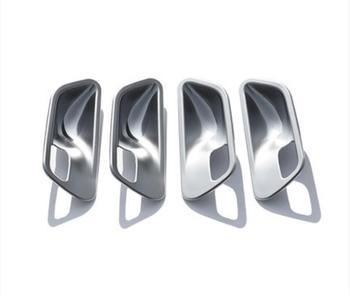 4 cái Chrome Nội Thất Door Handle Bowl Bìa Trim Đối Với BMW F30 F32 320i 325i 328d 330d 420i 428i 430 3 4 series 2012-2016