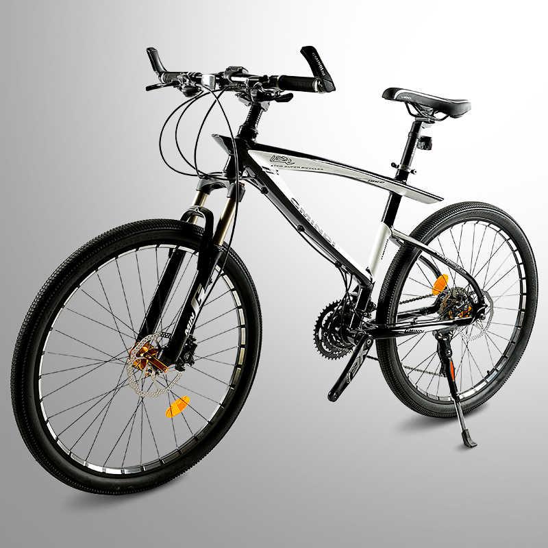 Умный код стол для гидравлического/механического торможения 17*26 Shimano 27 скорость горное колесо высокое качество алюминий рамки
