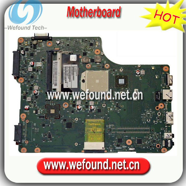 все цены на  100% Working Laptop Motherboard for toshiba A505D V000198070 Series Mainboard,System Board  онлайн