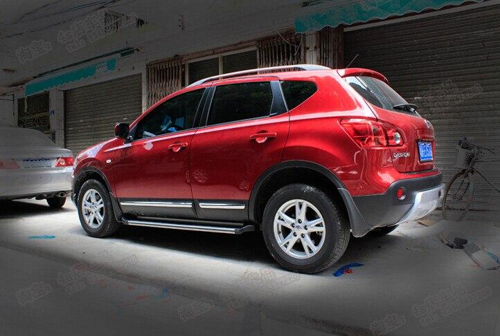 4pcs Side Door Streamer for Nissan qashqai 2007 2008 2009 2010 2011 2012 2013