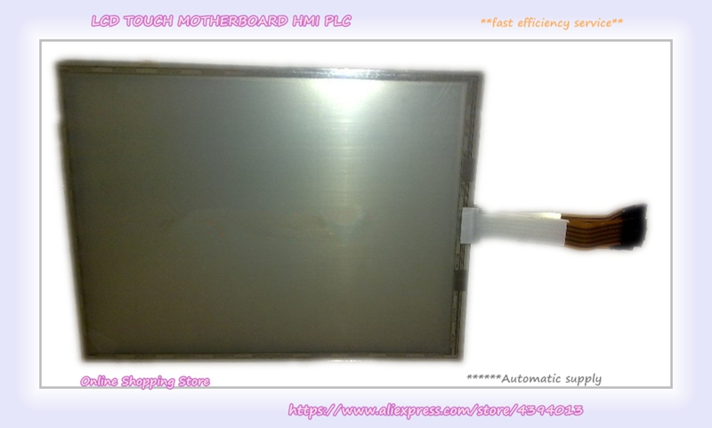 New 10.4 inch 5 Wires Touch Screen 228 x175 Small Side Industrial Touch Screen glassNew 10.4 inch 5 Wires Touch Screen 228 x175 Small Side Industrial Touch Screen glass