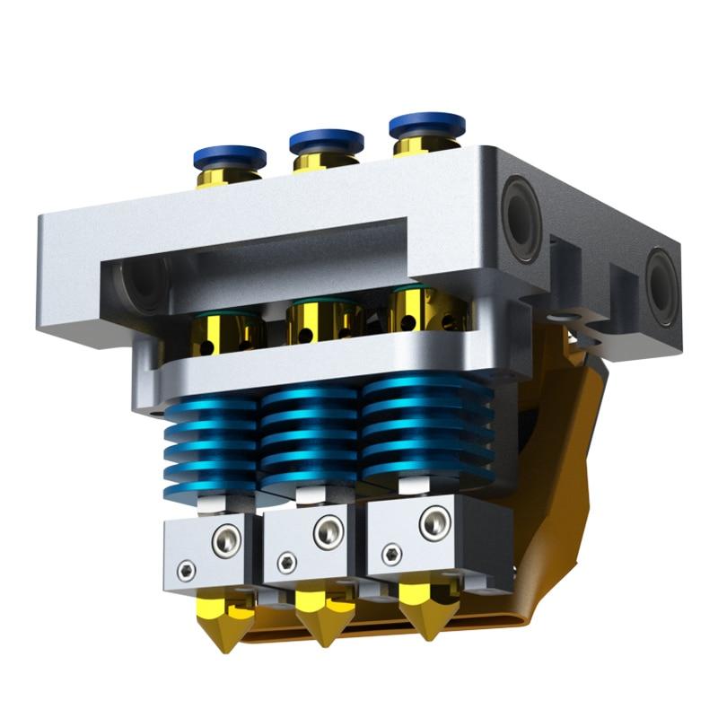 Creatbot DE plus 03 large format 3d printer dual triple extruders max - Office Electronics - Photo 4