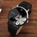 2017 Mulheres relógio de Quartzo Relógio Feminino Senhoras Relógios de Pulso Famosa Marca de Luxo Meninas de quartzo-relógio Relogio feminino Montre Femme