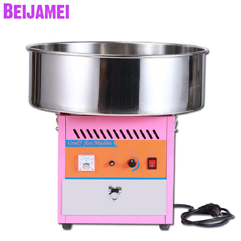 BEIJAMEI Good price electric cotton candy making forming machine commercial cotton candy floss maker machine for saleBEIJAMEI Good price electric cotton candy making forming machine commercial cotton candy floss maker machine for sale