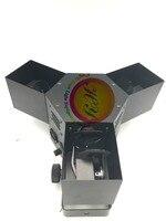 Новые 30 Вт 3 перемещение головы луч Снайпер свет этапа с сканера лазерный луч эффект свет этапа/SX EL009