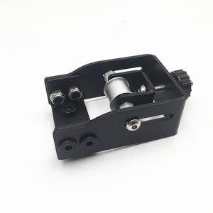 Image 4 - Creality CR 10 S4/S5 3D プリンタ y 軸テンショナーキット鋼黒色 Y 軸タイミングベルトテンショナー送料無料