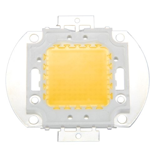 100W LED Lamp High Power Chip DIY Lamp Light Lighting Warm White