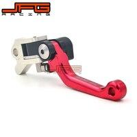 4 Directions Foldable Billet Pivot Brake Lever For CRF150 CR125 CRF250 CRF450 CRF230 CR250 Motocross Enduro