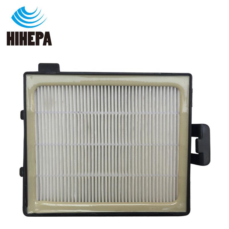 Купить с кэшбэком 2pcs HEPA Filters for Philips Easylife FC8071/01 FC8140 FC8141 FC8142 FC8143 FC8144 FC8146 FC8147 FC8148 Vacuum Cleaner Parts
