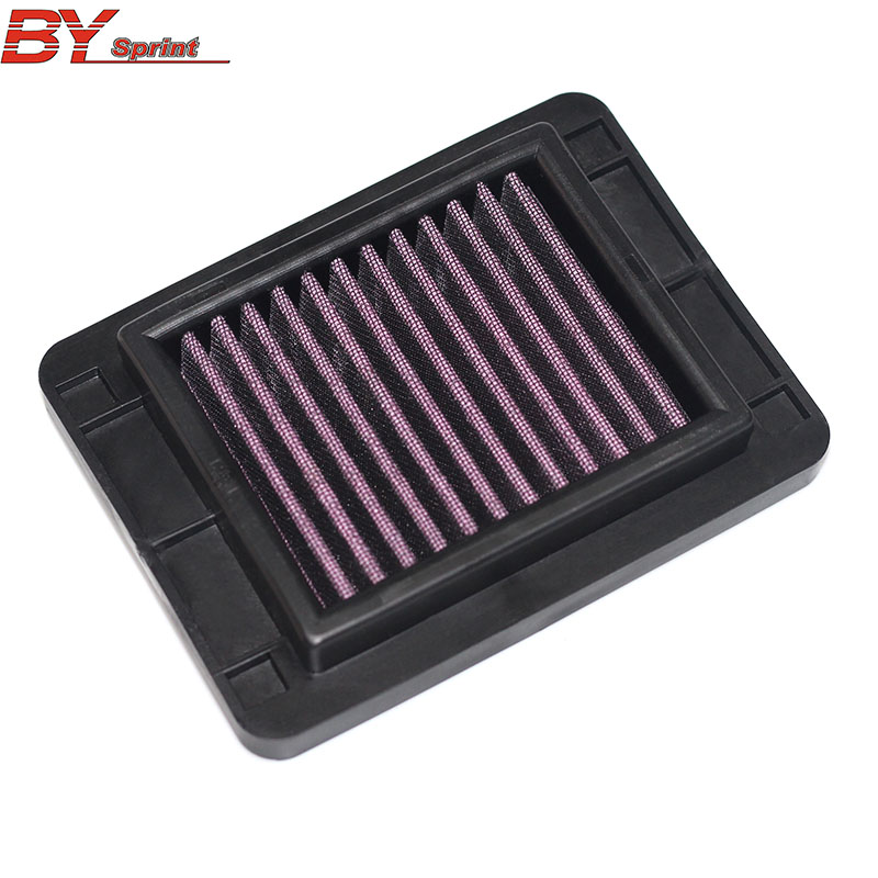 Motorcycle Flow Air Cleaner Replacement Filter Element For