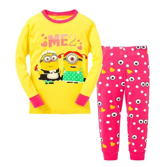 Popular Pajamas for Boy Minions-Buy Cheap Pajamas for Boy Minions ...