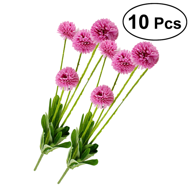 10pcs Natural Imitation Flora Hyacinth Bouquet Simulation Flower For Table Decoration Wedding Living Room Bouquets-in Artificial & Dried Flowers from ...