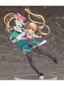Image 2 - Японское аниме Saenai Heroine No Sodatekata Eriri Спенсер Sawamura Book Ver. Фигура аниме из ПВХ, Игрушечная модель, подарок
