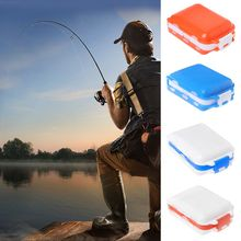 1 Pc Hot Small Fishing Tool Box Tackle Lure Bait Spoon Hooks Case Accessories Storage
