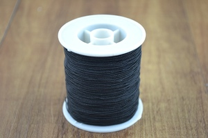 Black 200M per roll Elastic Thread 0.05 mm household thread from sewing suppliers Free shipping.