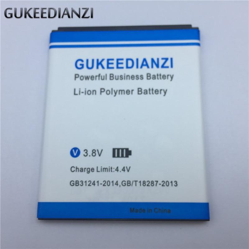 Realistisch Gukeedianzi Mobiele Telefoon Batterij Yu-18e Voor Yusun T50 1800 Mah 100% Nieuwe En Hoge Kwaliteit Vervangende Batterijen