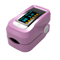 Mini Finger Oximeters Oxygen Saturation Monitor Heart Rate Pulse Monitor Health Care Massage Pulse Oximeter Display