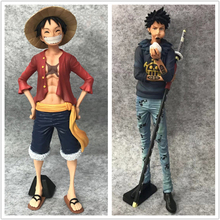 Anime One Piece 85 Gen Luffy Trafalgar Law 95 Generation Ver PVC Action Figure Collectible Model doll toy стоимость