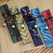 1Pc Bobby Custom Handmade  Pen Pouch Case Bag for Penbbs Lamy Fuliwen