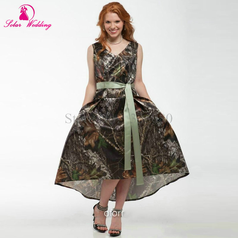 Popular Camo Homecoming Dress-Buy Cheap Camo Homecoming Dress lots ...