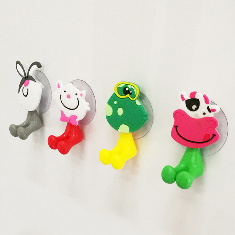 Bathroom Toothpaste Suction Cup Holder Rack Multifunctional Animal Wall Mounted Heavy Duty Suction Cup Toothbrush Holder HooksBathroom Toothpaste Suction Cup Holder Rack Multifunctional Animal Wall Mounted Heavy Duty Suction Cup Toothbrush Holder Hooks