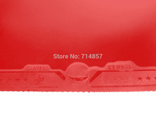 Original 2 pieces of 999 T-1 (Loop Type) pips-in table tennis / pingpong top sheet (rubber without sponge)