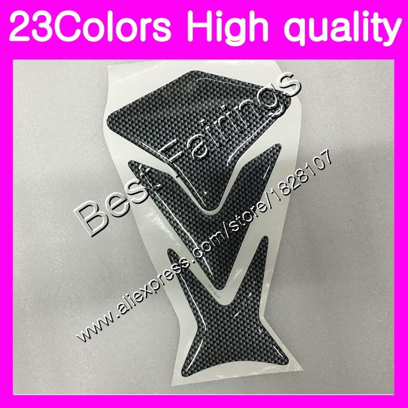 3D Carbon Fiber Tank Pad Protector For HONDA Goldwing GL1800 01 02 03 04 05 06