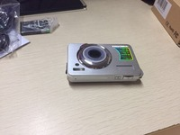 18 Mega Píxeles Zoom Óptico 3x Pro Cámara Digital Compacta Cámara 2.7
