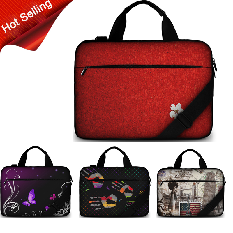 Waterproof 13.3 15.6 17 17.3 inch Laptop bag for hp lenovo sony dell computer bag for men/women canvas briefcase
