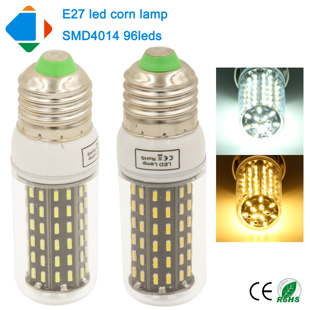 Online buy wholesale e27 led lampen from china e27 led lampen 5x e27 led bulbs 19w led corn lights smd4014 96leds pc cover 360 degree home lighting parisarafo Image collections