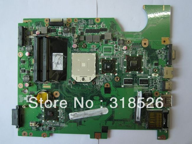 577067-001 for HP/COMPAQ CQ61 AMD Laptop Motherboard 100% tested Perfect Working