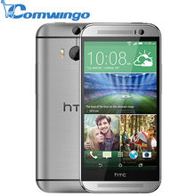 Original Unlocked HTC ONE M8 16GB/32GB 2GB RAM Quad-Core 2.5GHz 5.0 inch HD 1920*1080 4MP WIFI NFC Android 4.4 Mobile Phones
