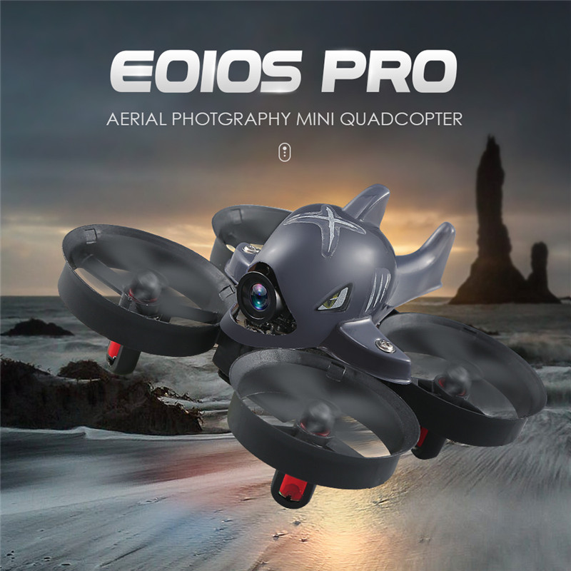 Eachine E010S PRO 65mm 5.8G 40CH 800TVL Camera F3 Built-in OSD High Hold ModeRC VS E013 E010 Drone Quadcopter f cloud f3 whoop pro integrated osd has brush flight control compatibility horizon inuctrix e010 e010s