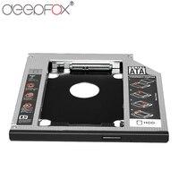 DeepFox SATA 2nd HDD Caddy 9.5mm SSD Adattatore Hard Disk Drive Esterno Custodia Custodia Per IBM Lenovo Thinkpad HDT440P