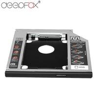 DeepFox SATA 2nd HDD Caddy 9.5mm SSD Harde Schijf Adapter Externe Behuizing Behuizing Voor IBM Lenovo Thinkpad HDT440P