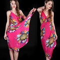 Spot wholesale Korea new scarf Chiffon Scarf yarn swimsuit beach essential beach towel factory direct