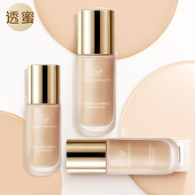 Liquid Foundation Long-lasting Moisturizing Concealer Oil Control Unicorn Nude Makeup BB Cream Beauty Cosmetics