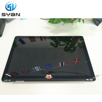 Full LCD screen for Macbook Pro 15.4 A1286 LED screen Glass Display assembly 2011 2012 years